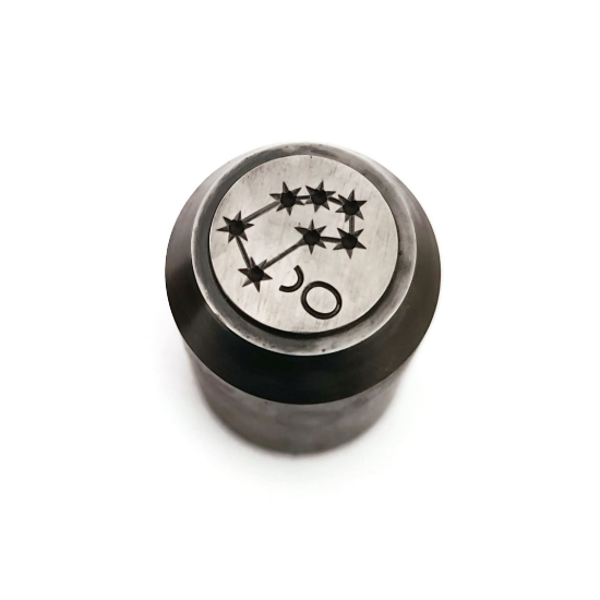 Picture of Impression Die Zodiac Constellation -Taurus