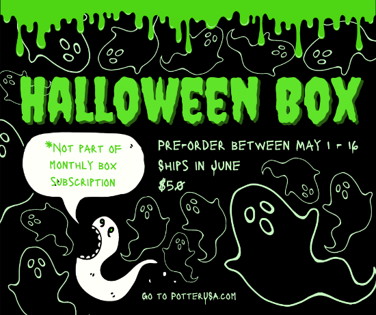 Picture of Halloween Mystery Box 2021