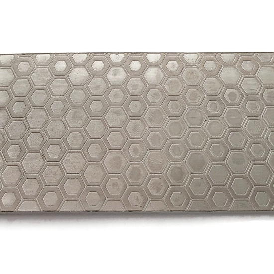 Picture of Pattern Plate RMP121 Stacked Honeycomb