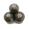 Picture of Impression Die Shot Plate Star Trio