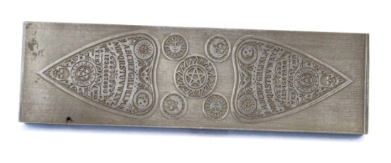 Picture of Pattern Plate RMP127 Psychic Mediums