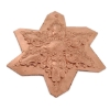 Picture of Copper Stamping Snowflake Ornament 1