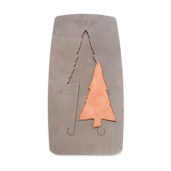 Picture of Pancake Die XM517 Narrow Tree Ornament