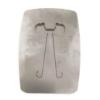 Picture of Pancake Die XM1477 Bauble Ornament Earrings
