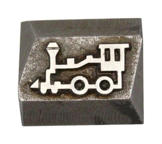 Picture of Impression Die Graphic Train