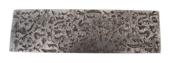 Picture of Pattern Plate RMP130 Creepy Insects